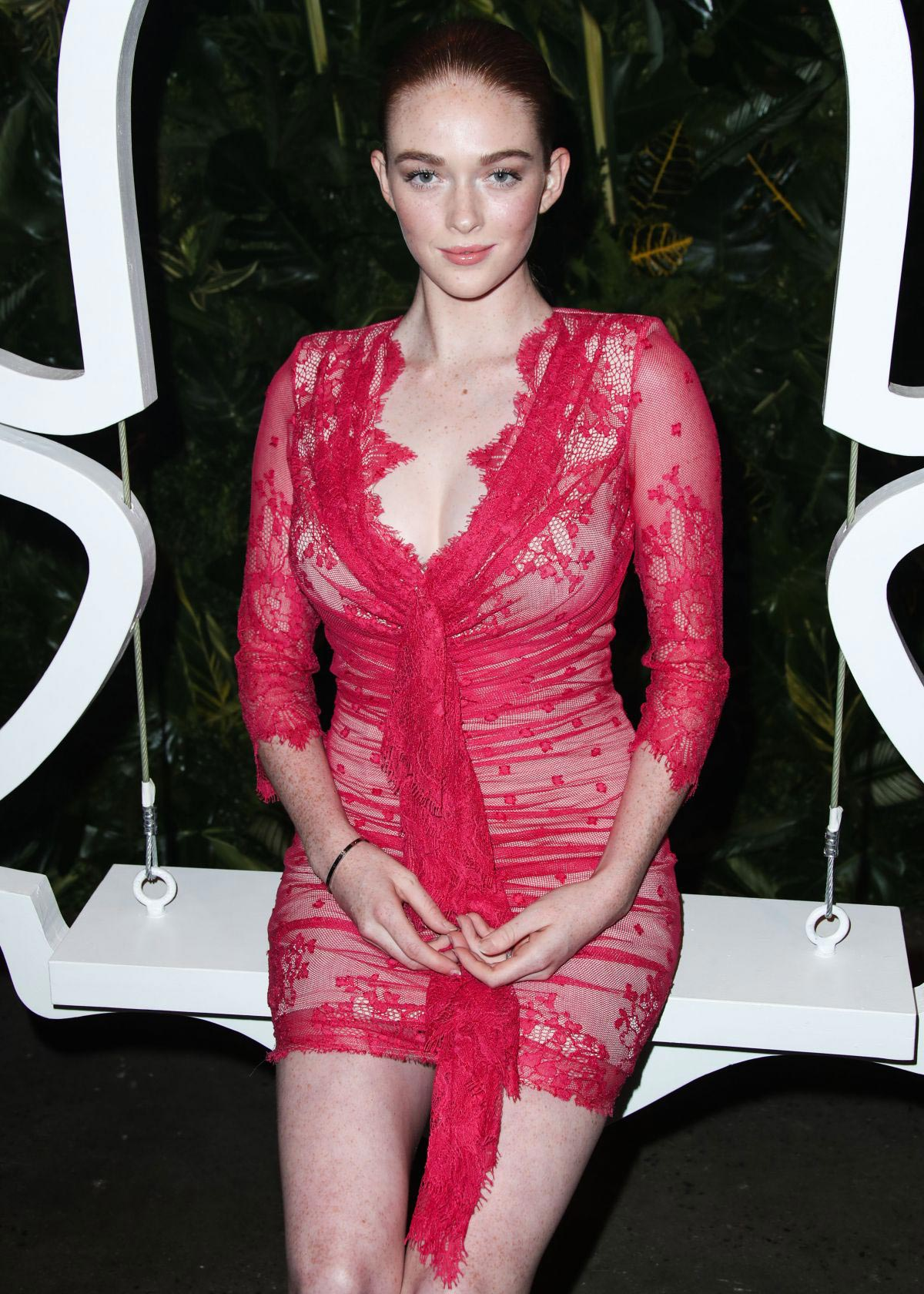 Larsen Thompson at Teen Vogue's Body Party Presented by Snapchat 2018/09/11 1