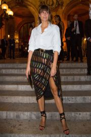 Laury Thilleman at Longchamp 70th Anniversary Celebration in Paris 2018/09/11 2