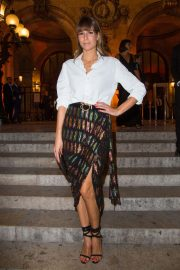Laury Thilleman at Longchamp 70th Anniversary Celebration in Paris 2018/09/11 3