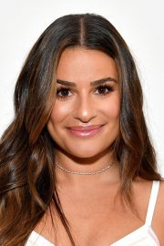 Lea Michele at Noon by Noor Fashion Show in New York 2018/09/06 1