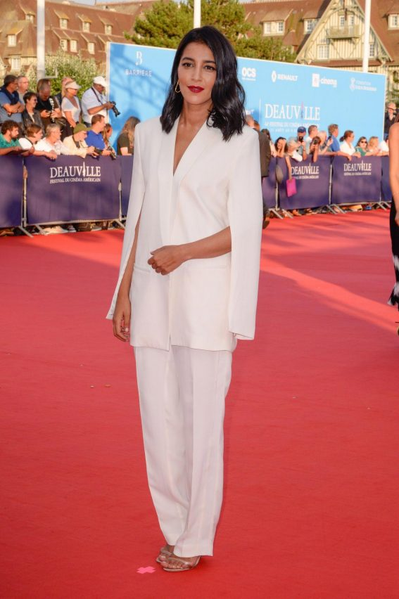 Leila Bekhti at 2018 Deauville American Film Festival Opening Ceremony 2018/08/31 1