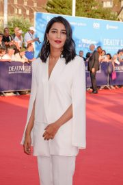 Leila Bekhti at 2018 Deauville American Film Festival Opening Ceremony 2018/08/31 2