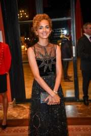 Leila Slimani at 2018 Deauville American Film Festival Opening Ceremony 2018/08/31 4