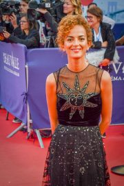 Leila Slimani at 2018 Deauville American Film Festival Opening Ceremony 2018/08/31 6