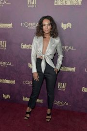 Lesley-Ann Brandt at EW and L'Oreal Paris Pre-emmy Party in Hollywood 2018/09/15 2