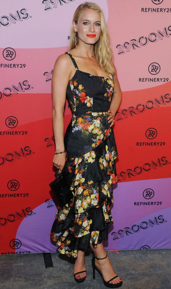 Leven Rambin at 29Rooms Opening Night in Brooklyn 2018/09/05 1