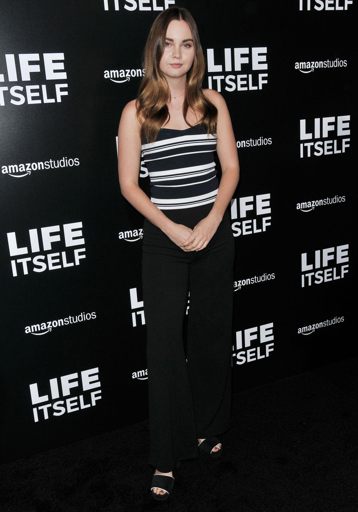 Liana Liberato at Life Itself Premiere in Los Angeles 2018/09/13 1