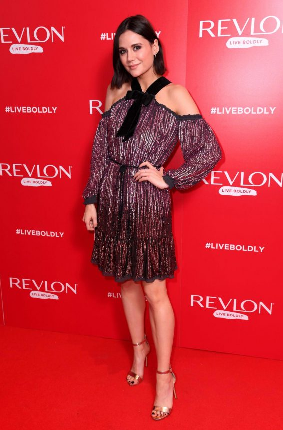 Lilah Parsons at Adwoa Aboah x Revlon Party in London 2018/09/18 1