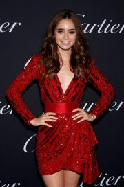 Lily Collins at Cartier Precious Garage Party in New York 2018/09/05 4