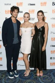 Lily-Rose Depp at A Faithful Man Premiere at TIFF in Toronto 2018/09/09 2