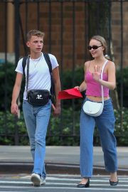 Lily-Rose Depp Out in New York 2018/09/06 4