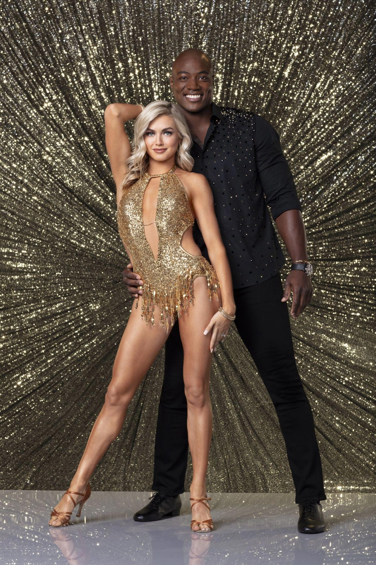 Lindsay Arnold at Dancing With the Stars, Season 27 Promos 2018/09/16 1