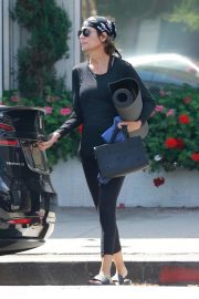 Lisa Rinna Arrives at Yoga Class in Studio City 2018/09/03 1
