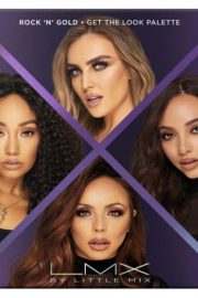 Little Mix for LMX Make Up Collection 2018 Photos 7