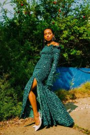 Logan Browning for Refinery 29, August 2018 2