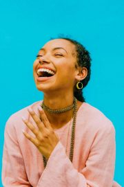 Logan Browning for Refinery 29, August 2018 13