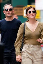 Lorde and Justin Warren Out in New York 2018/09/23 1