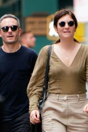 Lorde and Justin Warren Out in New York 2018/09/23 10