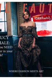 Lucy Hale in II Faut Magazine Photoshoot, September 2018 3