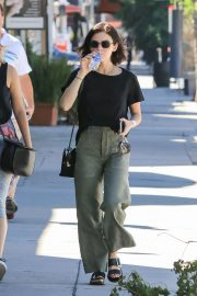 Lucy Hale Out and About in Los Angeles 2018/09/18 3