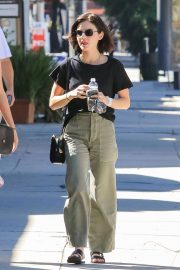 Lucy Hale Out and About in Los Angeles 2018/09/18 5