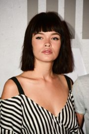 Lula-Allie Villain at Diesel Fragrance Only the Brave Street Launch Party in Paris 2018/09/06 1