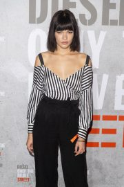 Lula-Allie Villain at Diesel Fragrance Only the Brave Street Launch Party in Paris 2018/09/06 2
