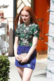 Madelaine Petsch at Tory Burch Party in Beverly Hills 2018/09/16 1