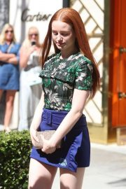 Madelaine Petsch at Tory Burch Party in Beverly Hills 2018/09/16 2