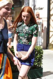 Madelaine Petsch at Tory Burch Party in Beverly Hills 2018/09/16 6