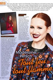 Madelaine Petsch in Cool Canada Magazine, October 2018 2