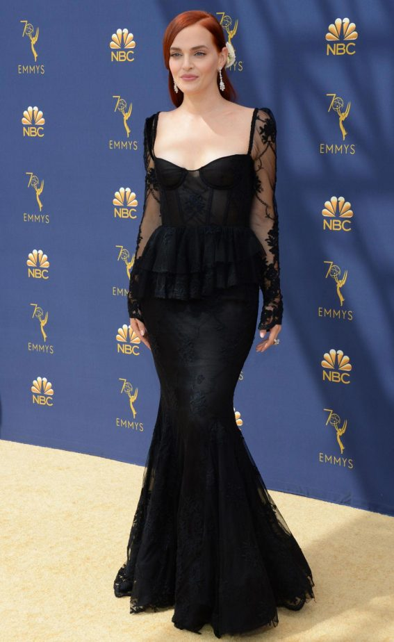 Madeline Brewer at Emmy Awards 2018 in Los Angeles 2018/09/17 1