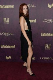 Madeline Brewer at EW and L'Oreal Paris Pre-emmy Party in Hollywood 2018/09/15 4