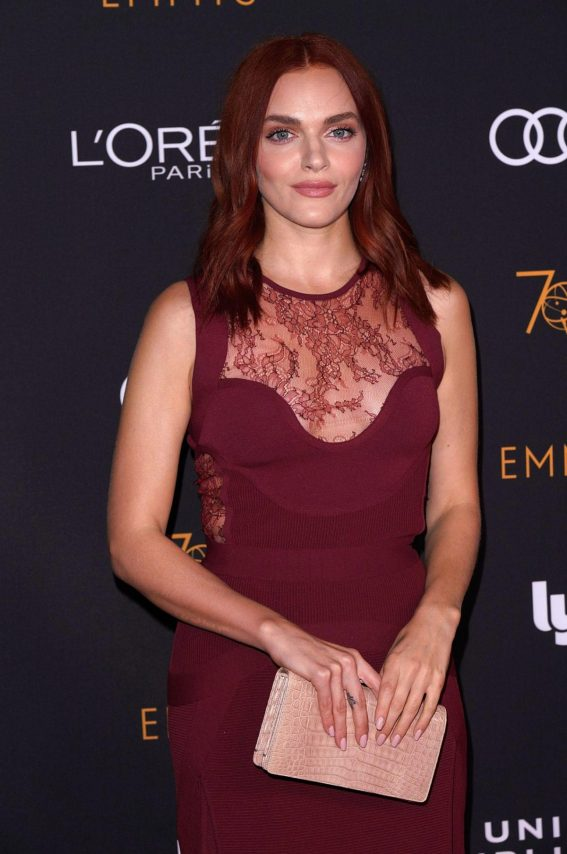 Madeline Brewer at Television Academy Honors Emmy Nominated Performers 2018/09/15 1