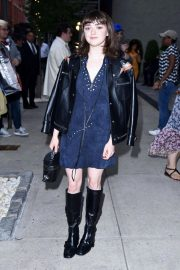 Maisie Williams Night Out in New York 2018/09/11 7