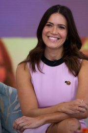 Mandy Moore at Today Show in New York 2018/09/25 1