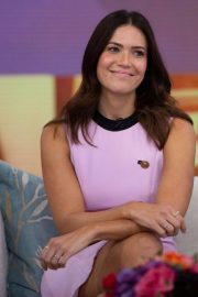 Mandy Moore at Today Show in New York 2018/09/25 3