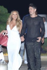 Mariah Carey Out for Dinner in Malibu 2018/08/29 2