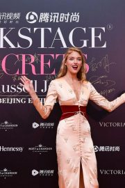 Martha Hunt at Backstage Secrets By Russell James Beijing Exhibit Opening Party 2018/09/14 4
