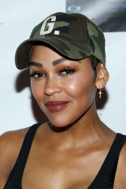 Meagan Good at 3 Years in Pakistan: The Erik Aude Story Premiere in Hollywood 2018/09/28 2