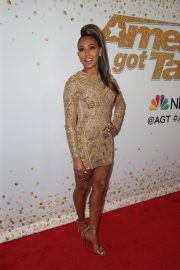Melanie Brown at America's Got Talent, Season 13 Live Show in Hollywood 2018/09/18 2