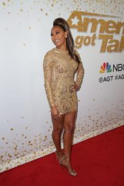 Melanie Brown at America's Got Talent, Season 13 Live Show in Hollywood 2018/09/18 3