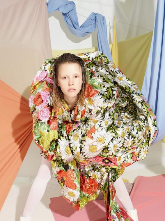 Mia Goth for Another Magazine, September 2018 1