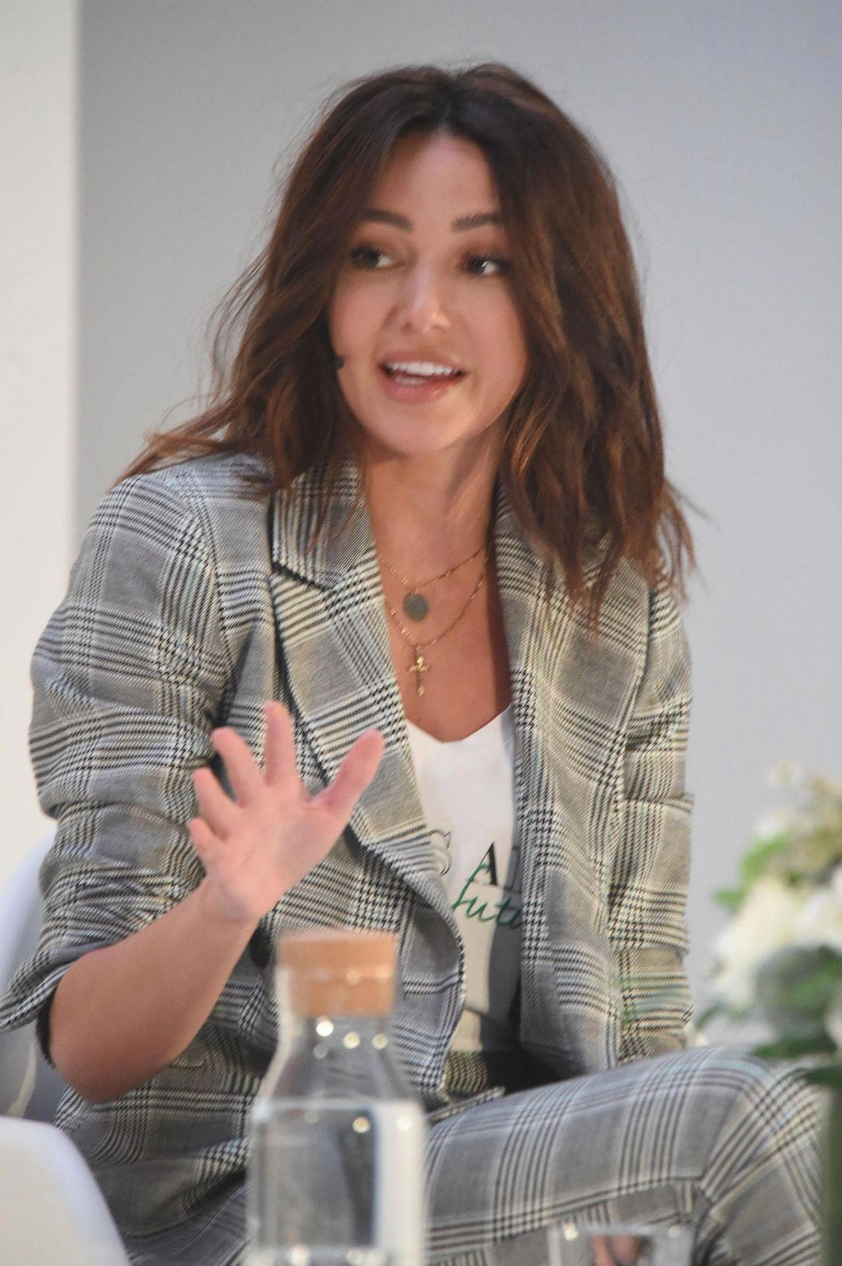 Michelle Keegan at Stylist Live Event in Manchester 2018/09/08 1