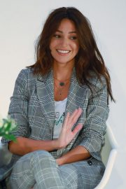 Michelle Keegan at Stylist Live Event in Manchester 2018/09/08 2