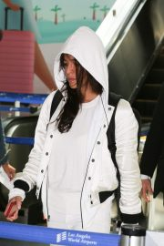 Michelle Rodriguez at Los Angeles International Airport 2018/09/12 4