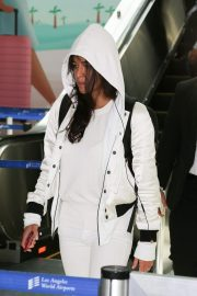 Michelle Rodriguez at Los Angeles International Airport 2018/09/12 7