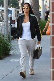 Michelle Rodriguez Shopping at Morgenthal Frederics in Beverly Hills 2018/09/13 1