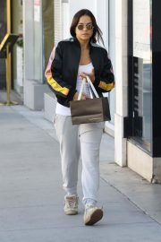Michelle Rodriguez Shopping at Morgenthal Frederics in Beverly Hills 2018/09/13 2