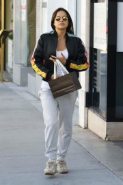 Michelle Rodriguez Shopping at Morgenthal Frederics in Beverly Hills 2018/09/13 5